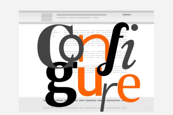 patternbook font config